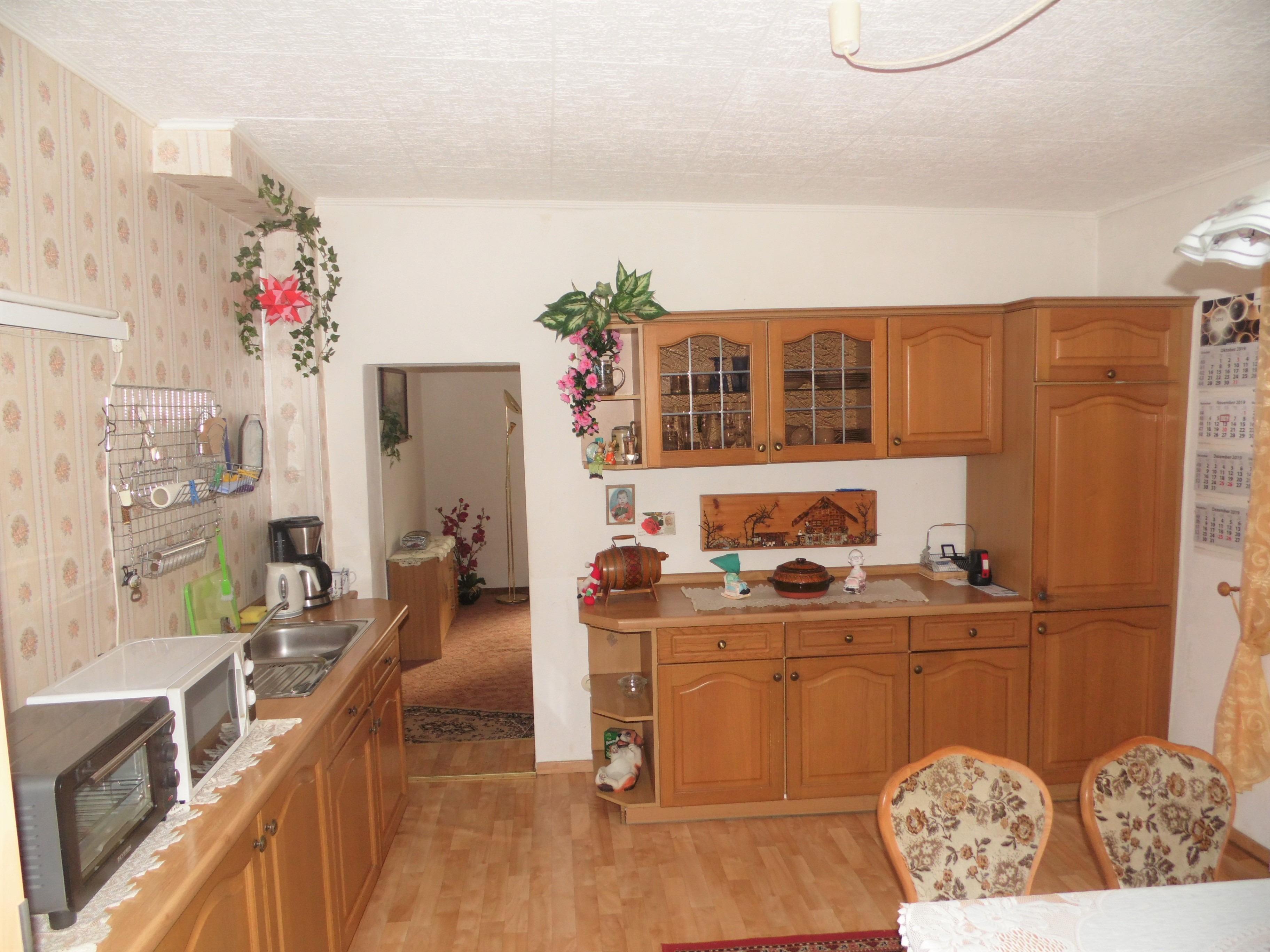 Einfamilienhaus Morl - Wohnküche