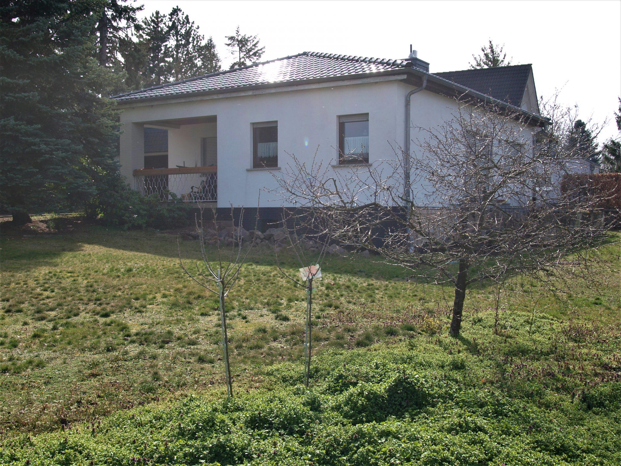 Einfamilienhaus Kröllwitz - Hausansicht