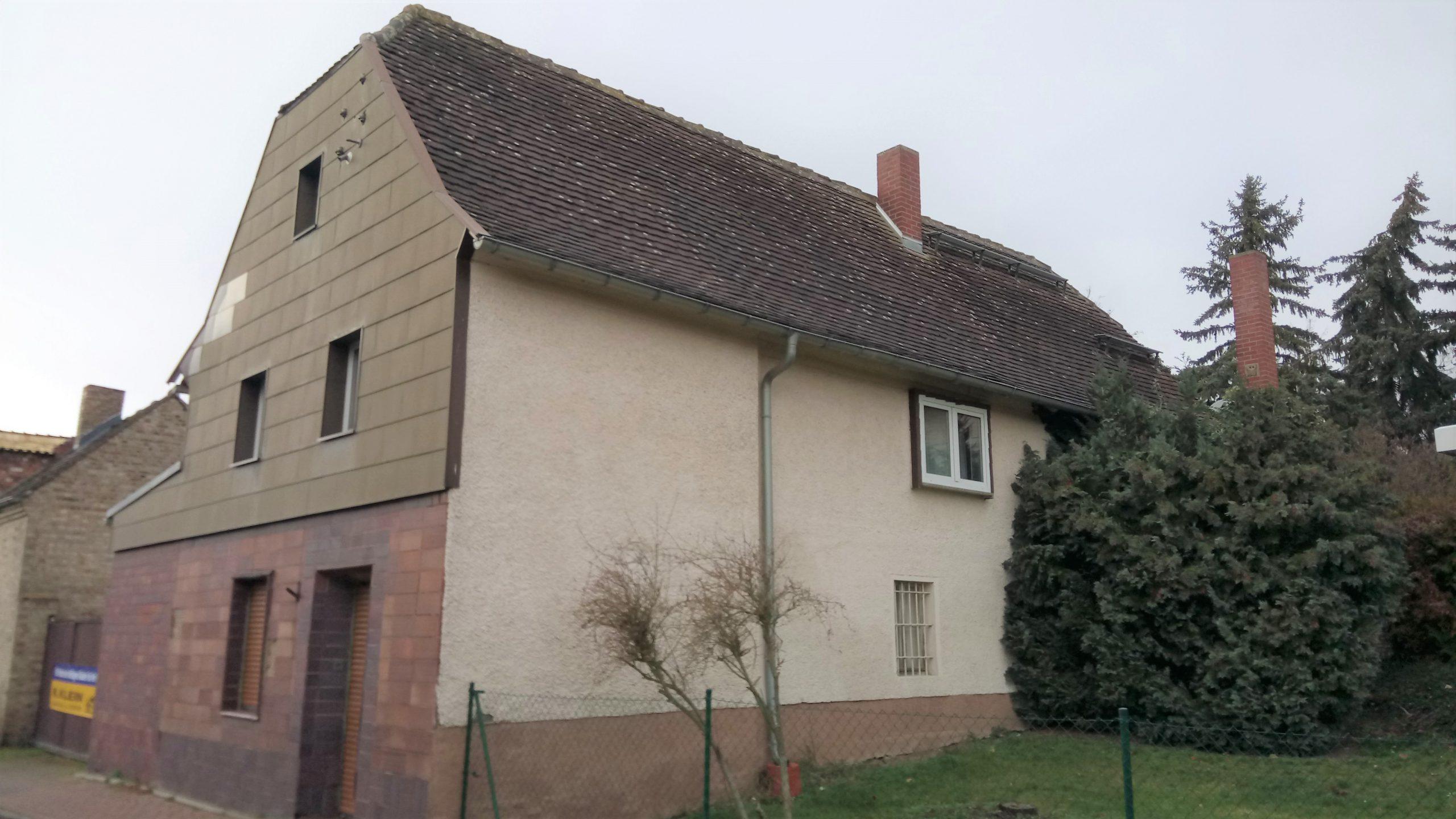 Bauernhaus Lochau - Straßenansicht