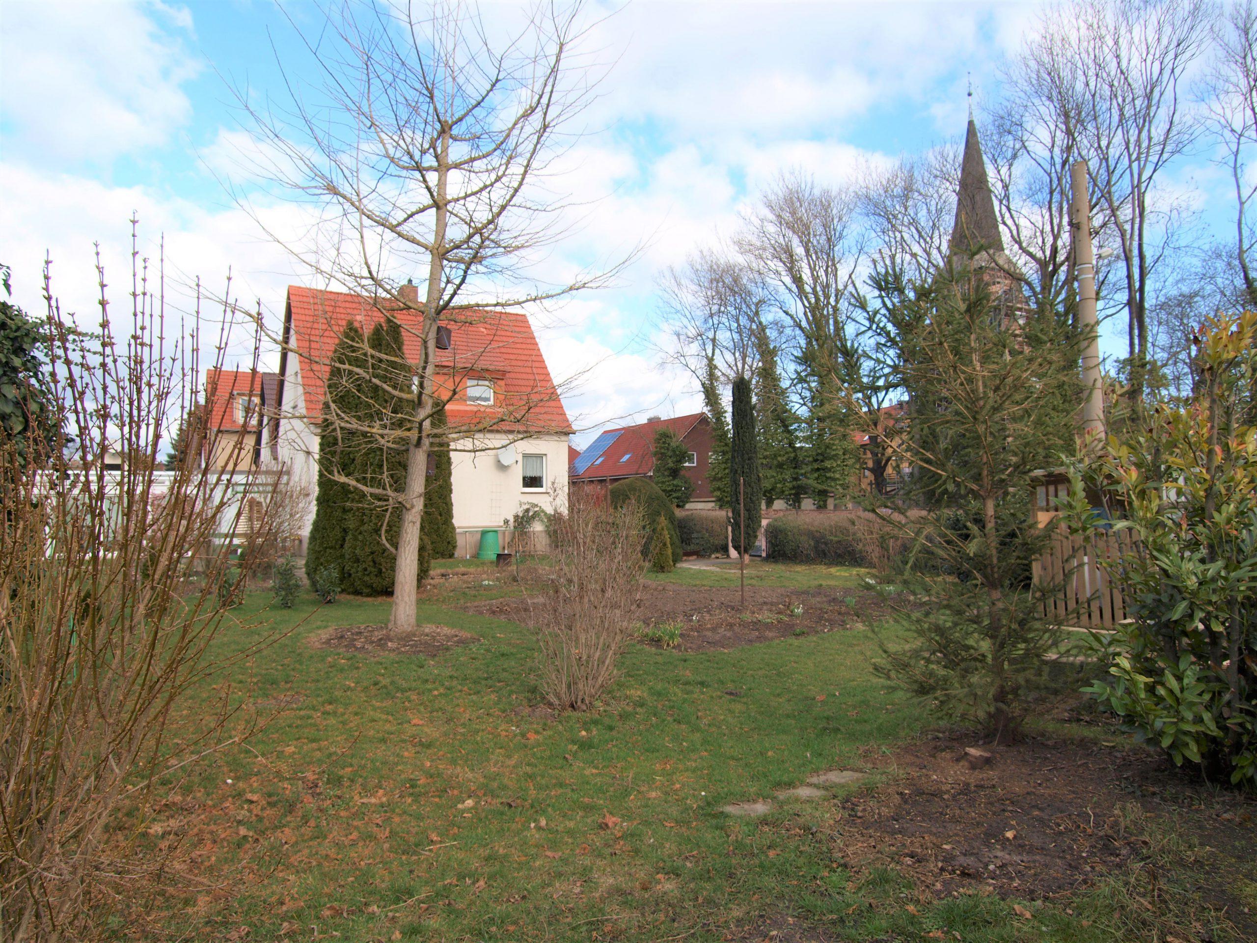 Baugrundstück in Halle-Mötzlich