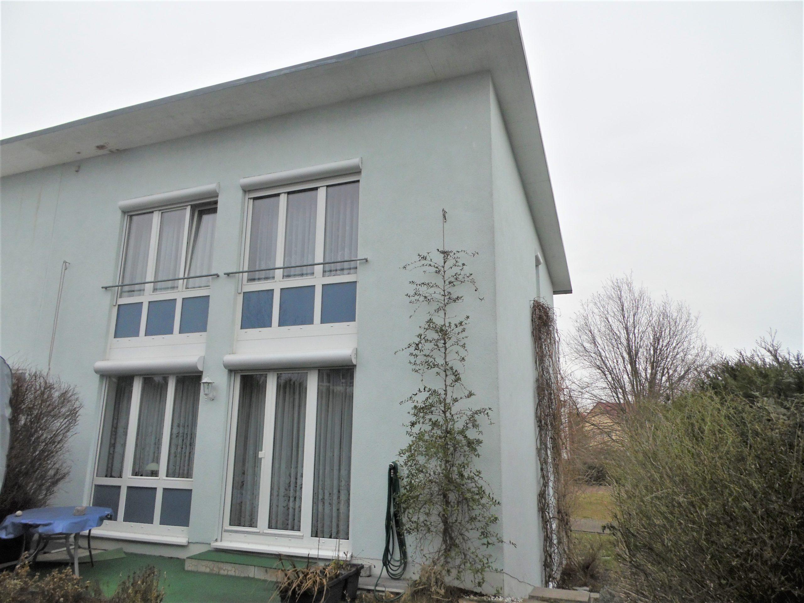 Einfamilienhaus in Heide-Süd - Hinteransicht
