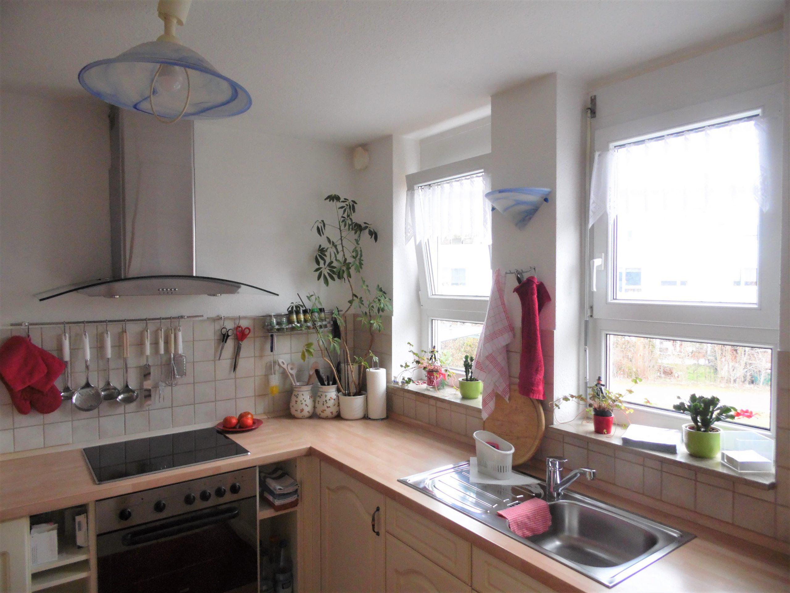 Einfamilienhaus in Heide-Süd - Küche Detailansicht