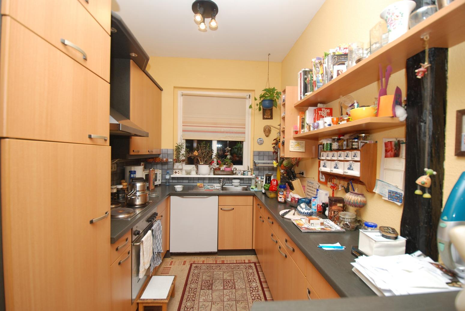 Dachgeschoßwohung Mühlwegviertel - Küche