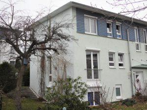 Einfamilienhaus in Heide-Süd - Vorderansicht
