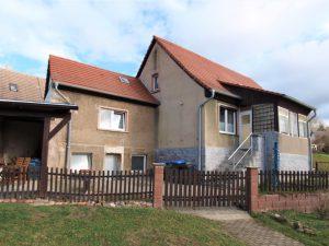 Einfamilienhaus Heiligenthal - Außenansicht