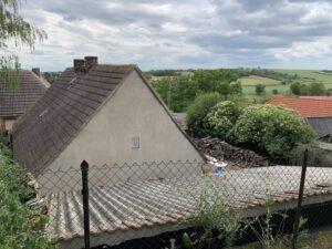 Zappendorf - fantastischer Weitblick