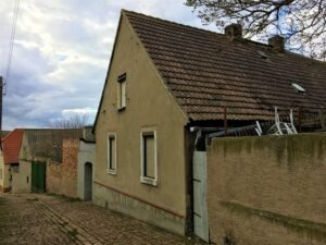 Zappendorf - Straßenansicht