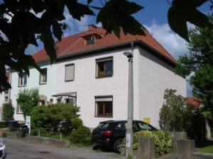 Einfamilienhaus Halle-Süd - Straßenansicht