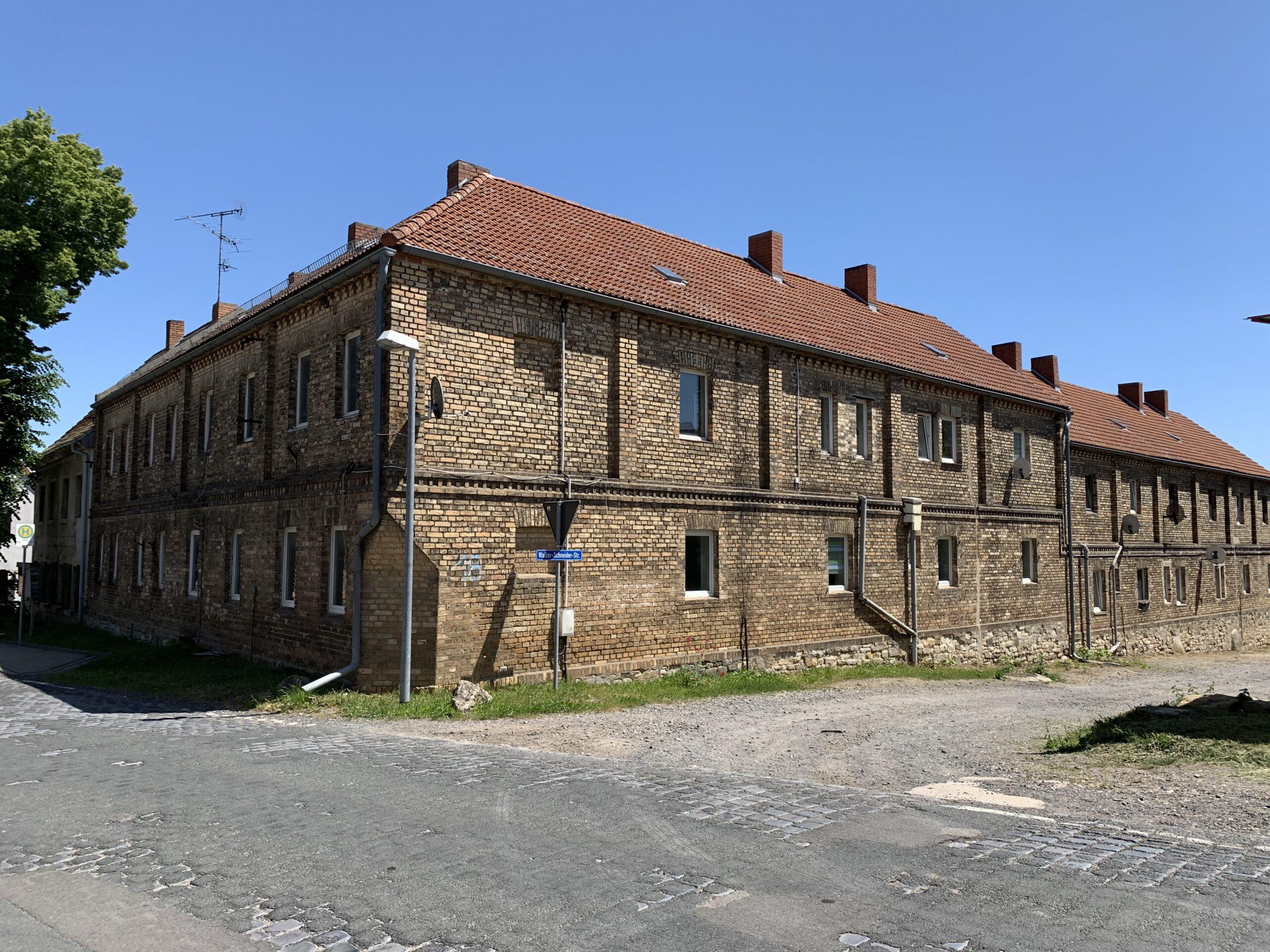 Ehemaliger Gutshof in Krimpe