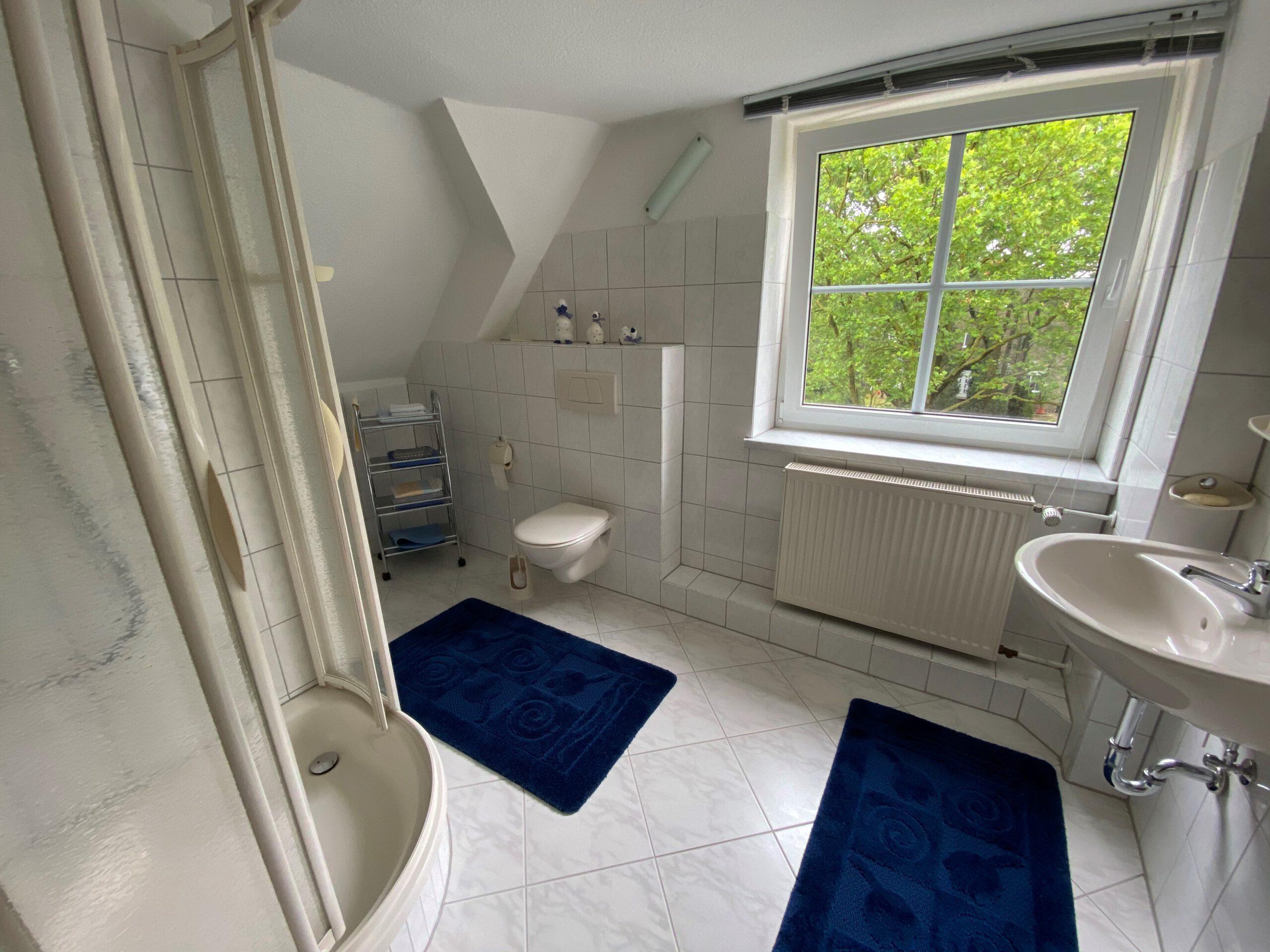 Einfamilienhaus in Leuna - Bad im Dachgeschoss