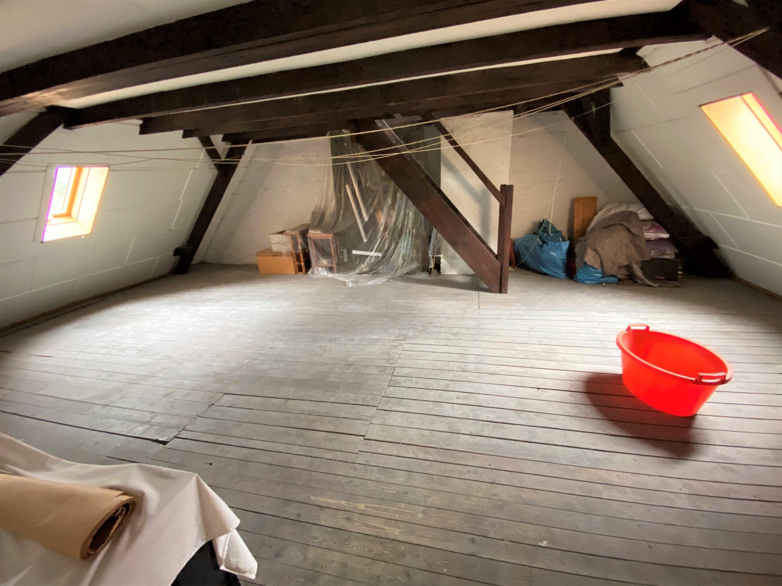 Einfamilienhaus in Leuna - Dachboden