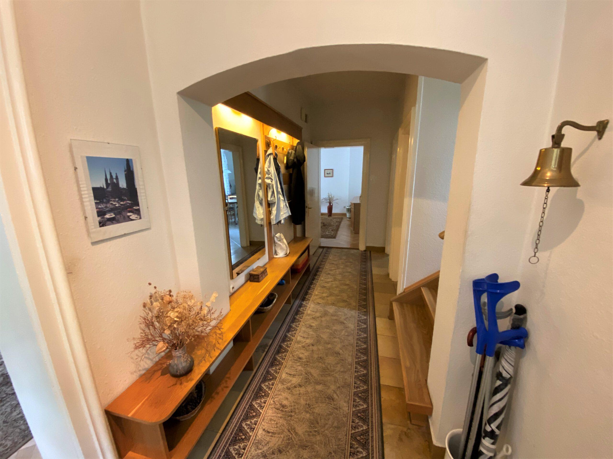 Einfamilienhaus in Leuna - Eingangsbereich