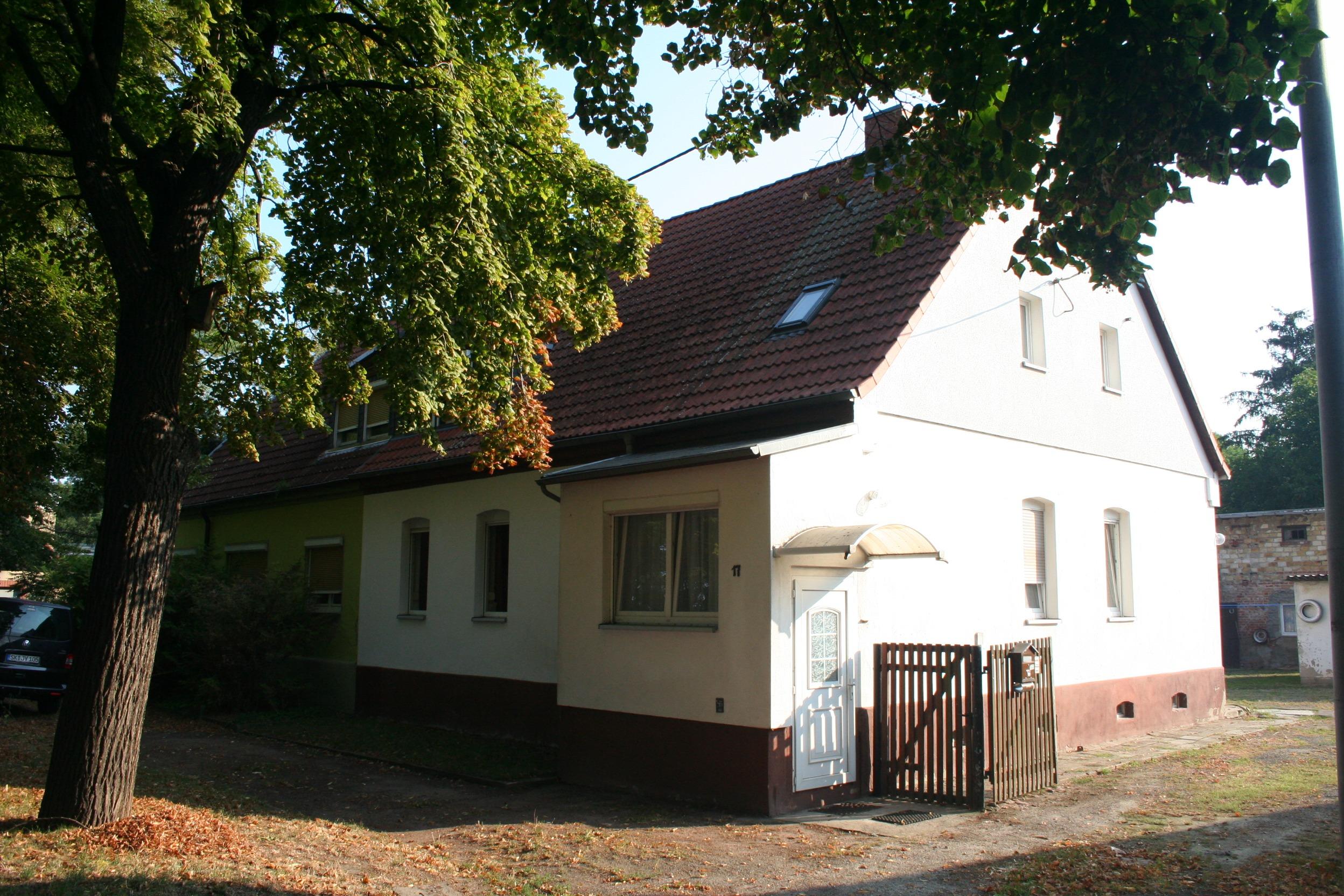 Einfamilienhaus Reinsdorf - Straßenansicht