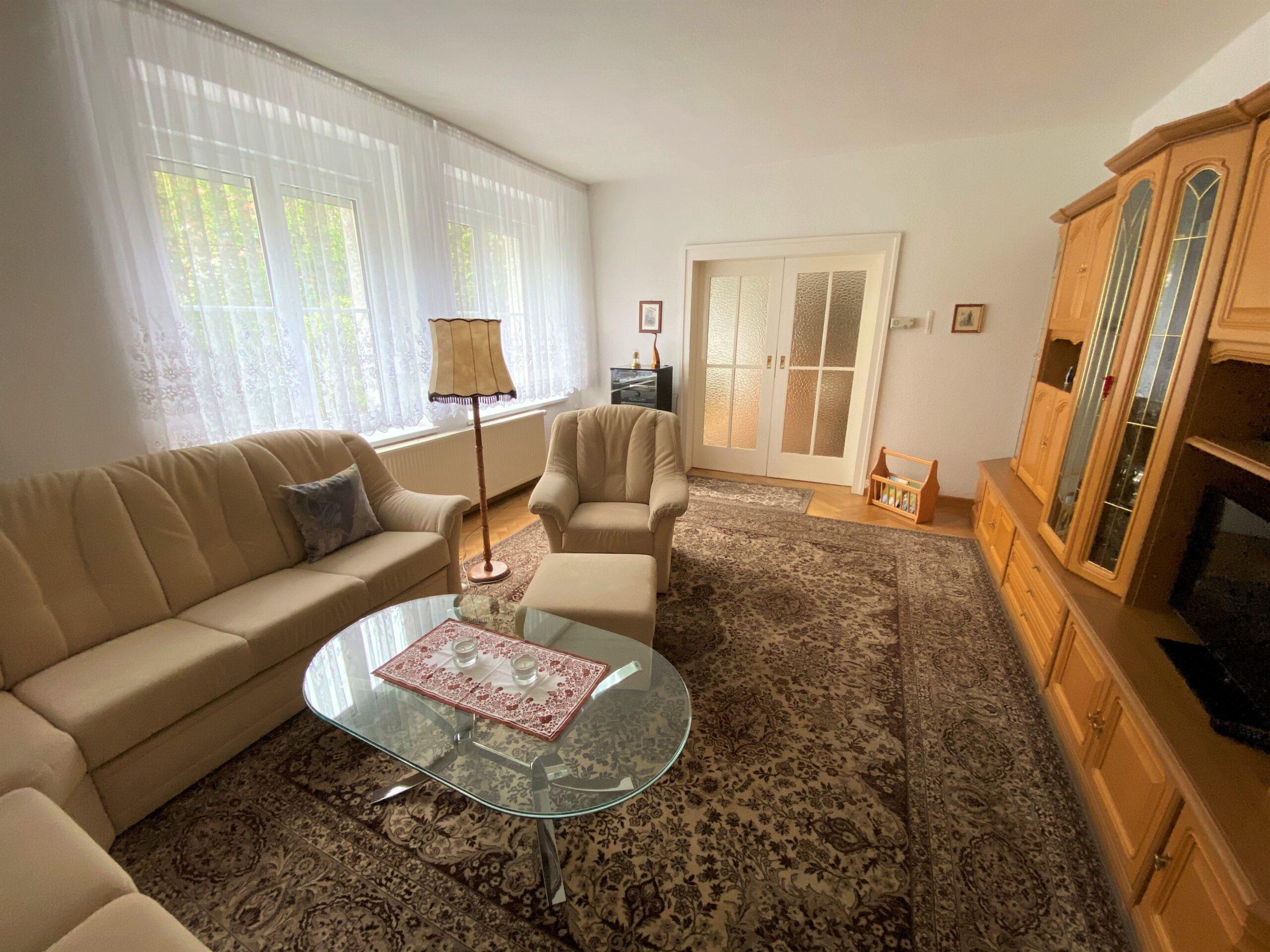 Einfamilienhaus in Leuna - Wohnzimmer