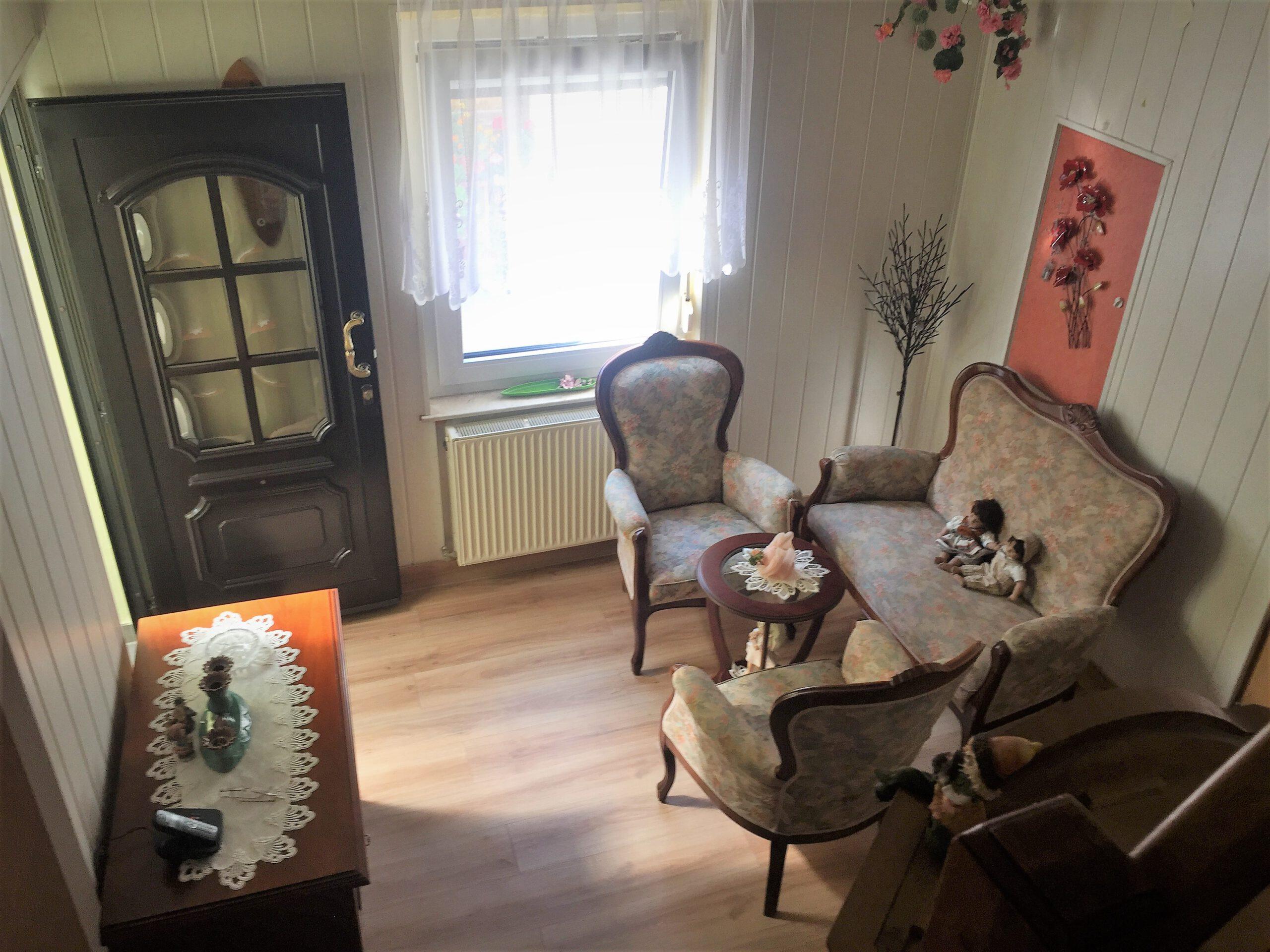 Einfamilienhaus in Gnölbzig - Eingangsbereich