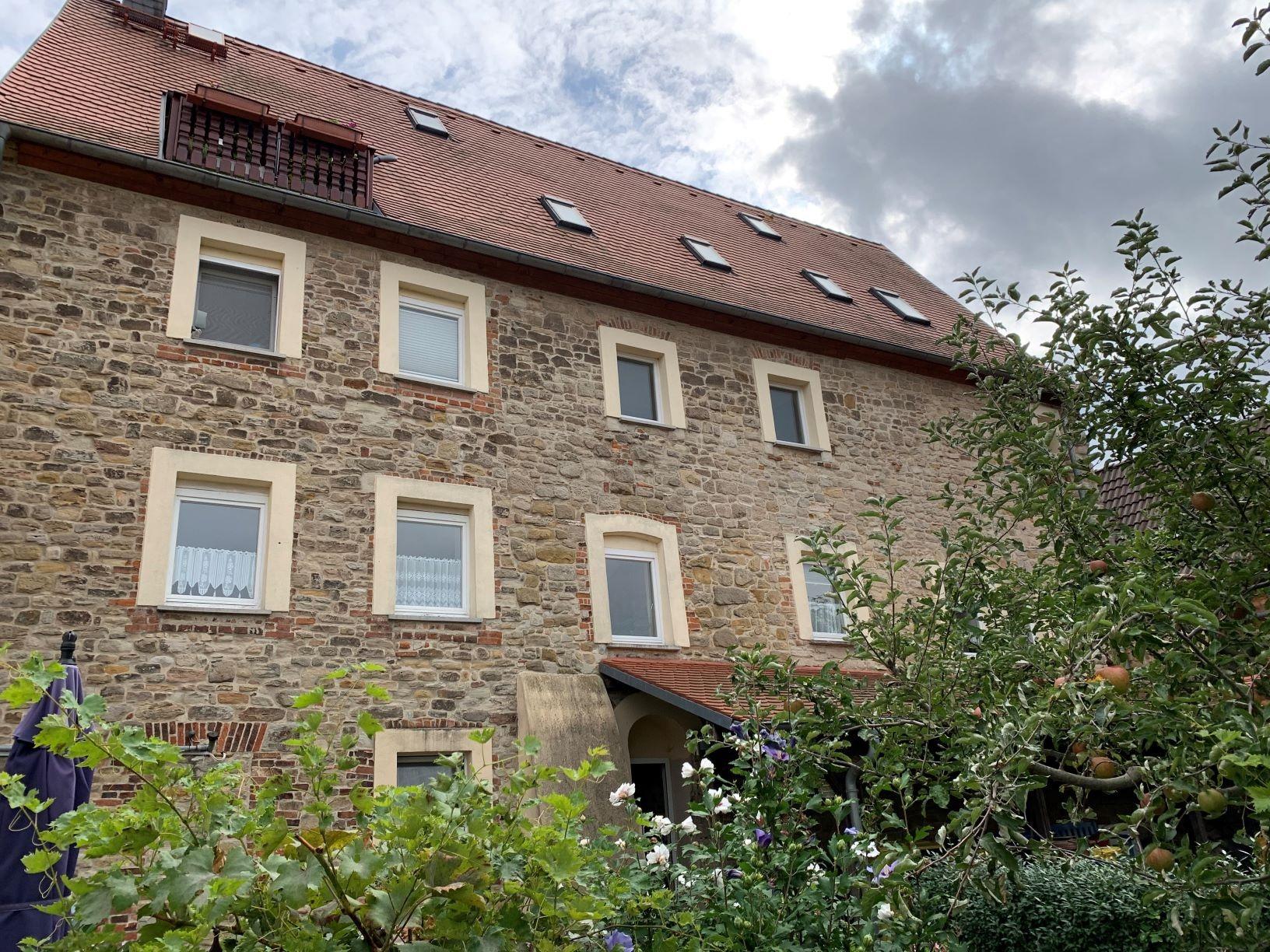 Eigentumswohnung Höhnstedt - Gartenansicht