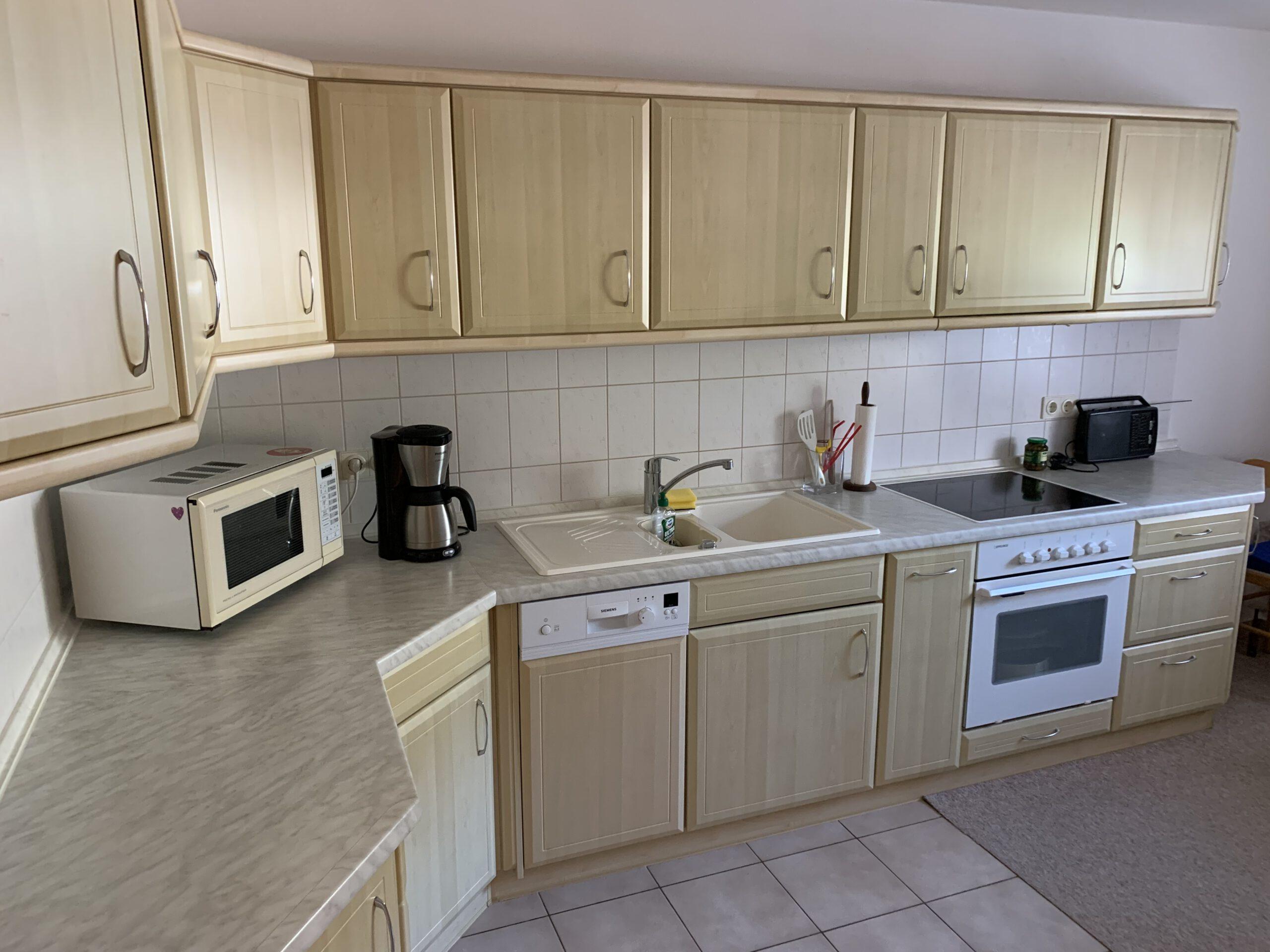 Einfamilienhaus in Bennstedt - Einbauküche