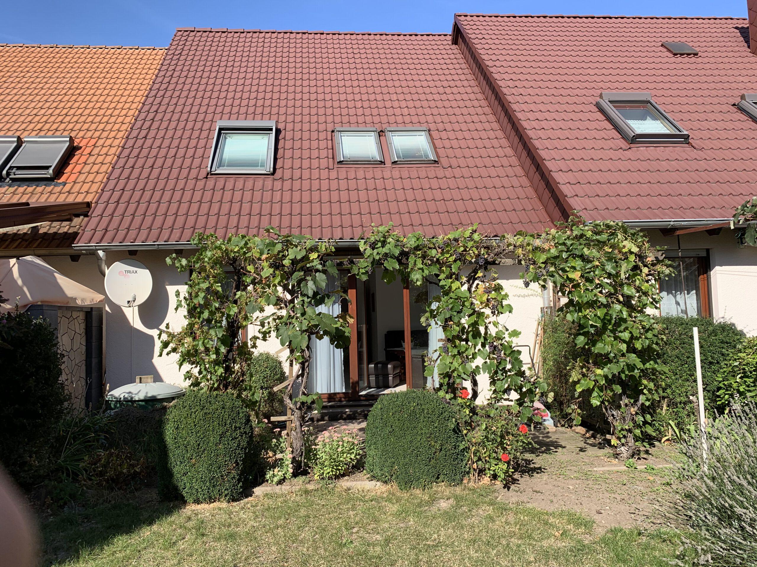 Einfamilienhaus in Bennstedt - Gartenansicht