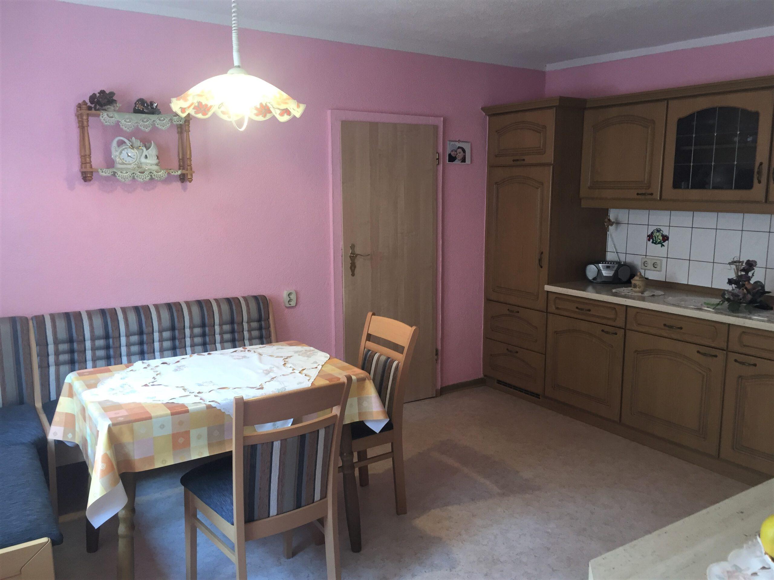 Einfamilienhaus in Gnölbzig - Küche - Essbereich