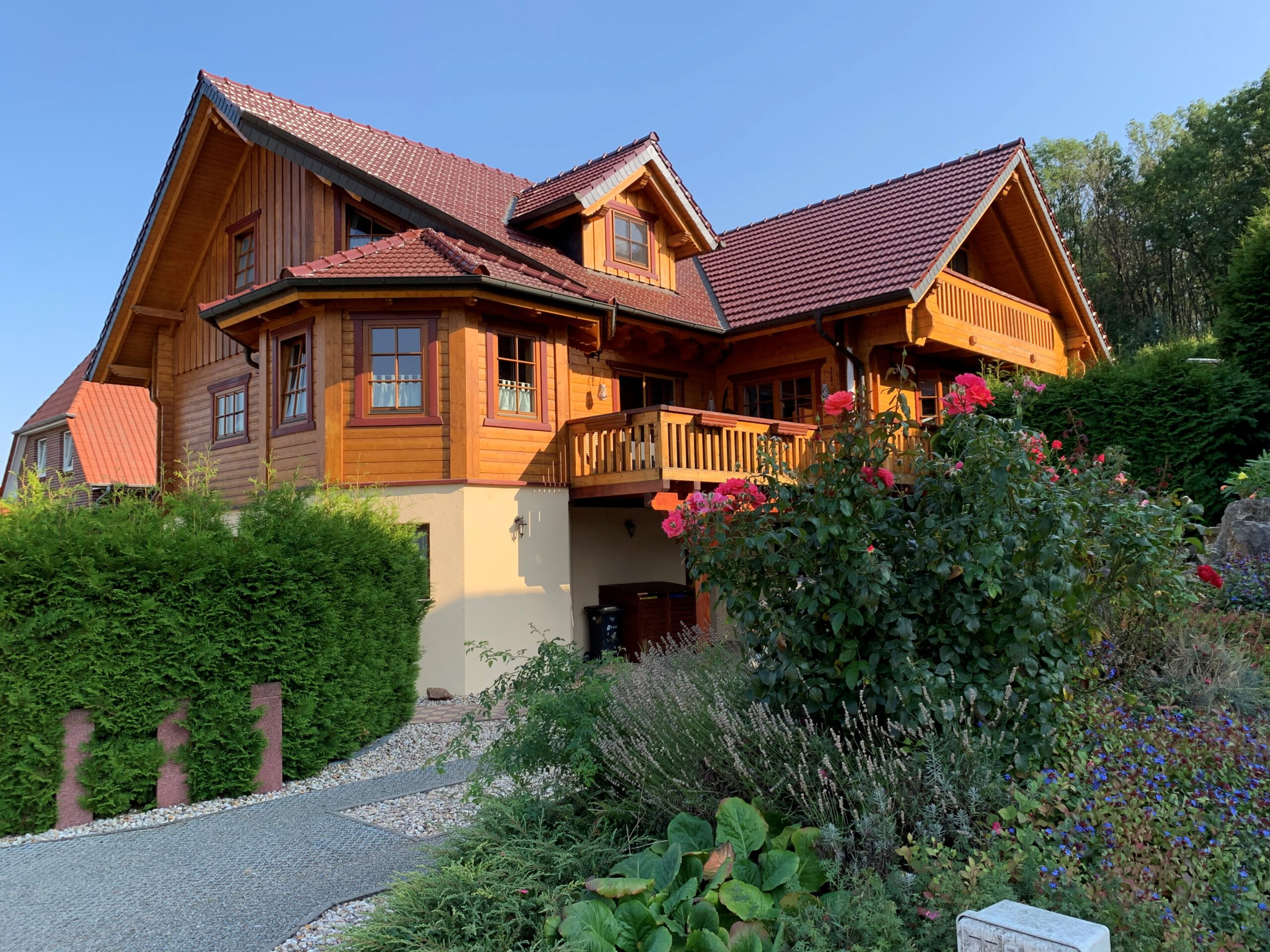 Traumhaus in Schochwitz - Straßenansicht