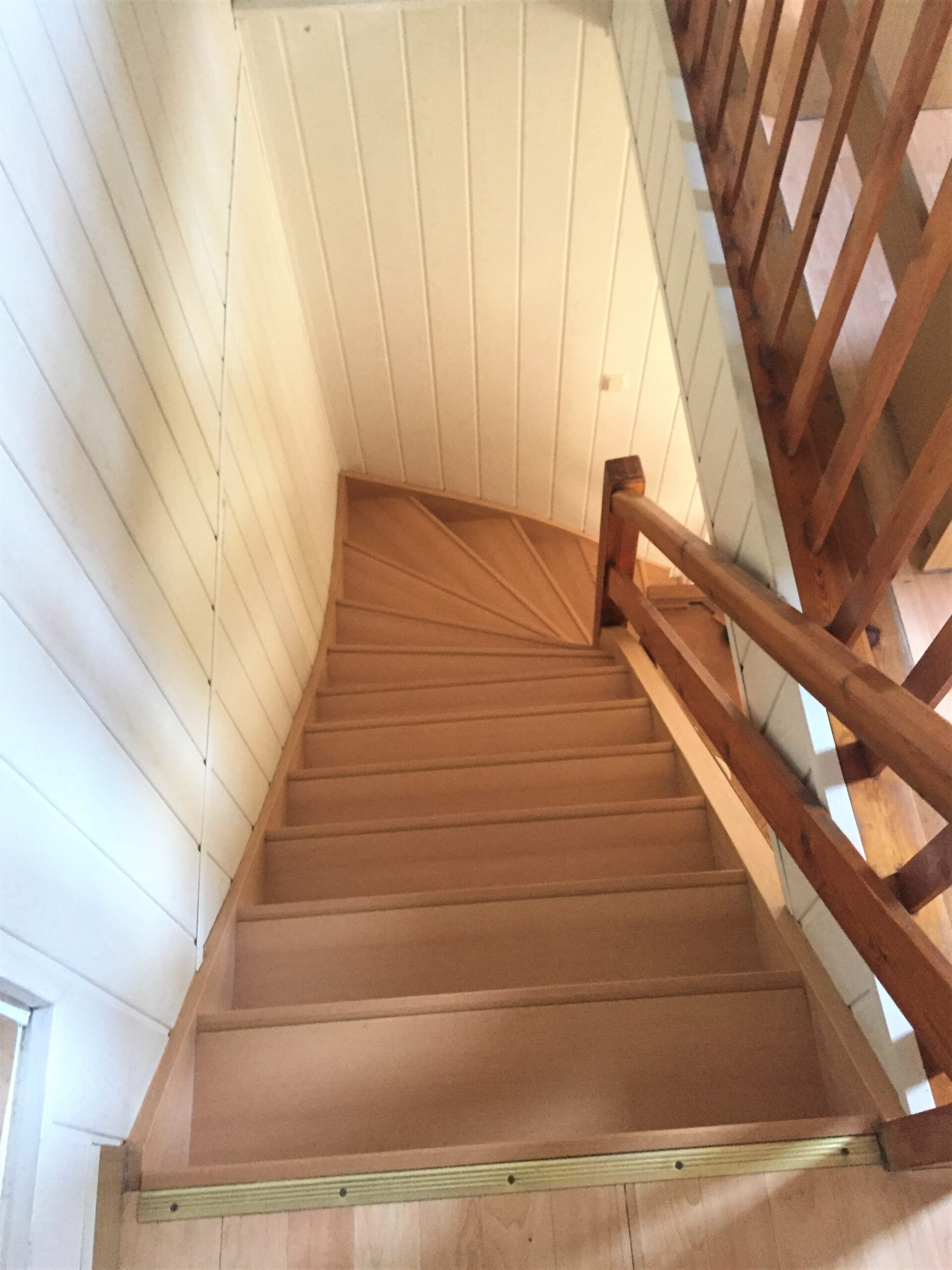 Einfamilienhaus in Gnölbzig - Treppenaufgang