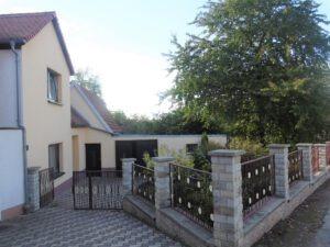 Einfamilienhaus Löbejün - Straßenansicht