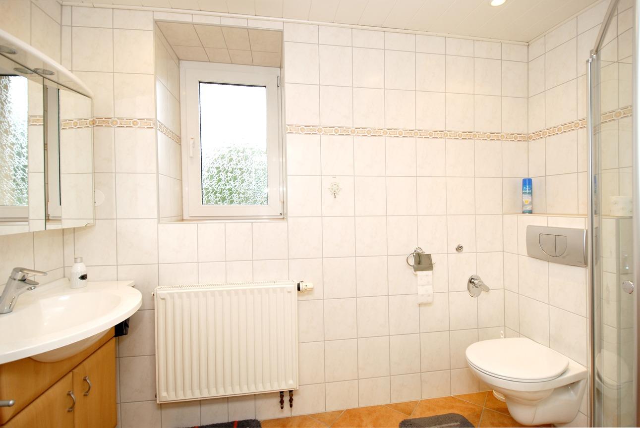 Einfamilienhaus Langeneichstädt - Duschbad im Erdgeschoss
