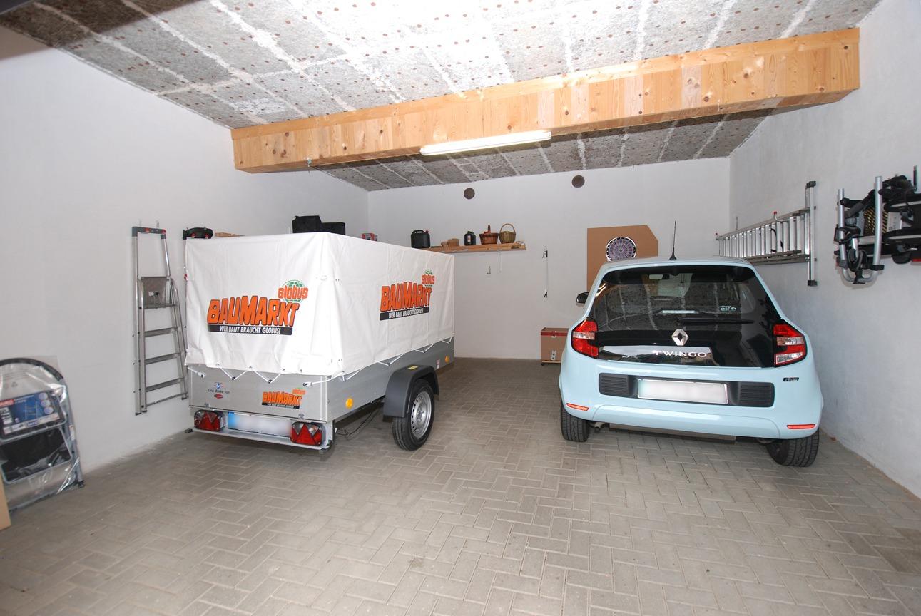Einfamilienhaus Langeneichstädt - Garage