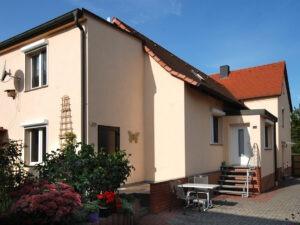 Einfamilienhaus Langeneichstädt - Hausansicht vom Hof