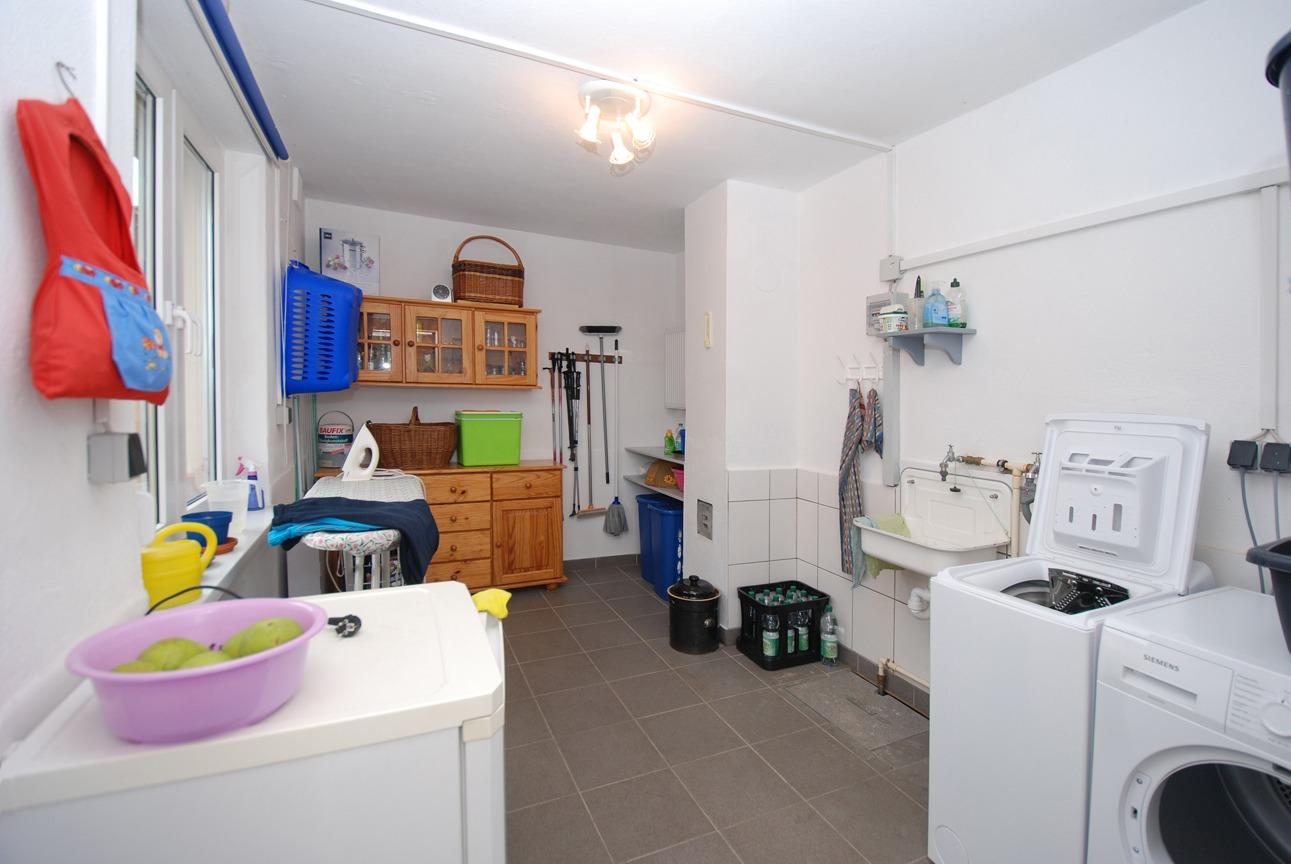 Einfamilienhaus Langeneichstädt - Hauswirtschaftsraum