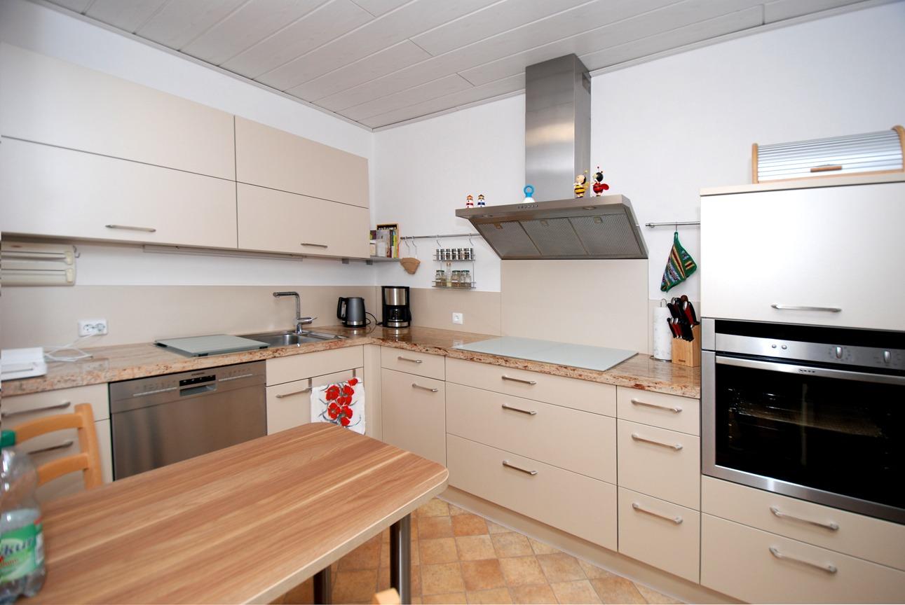 Einfamilienhaus Langeneichstädt - Küche im EG