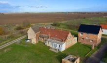 Einfamilienhaus Lettewitz - Luftbild Übersicht