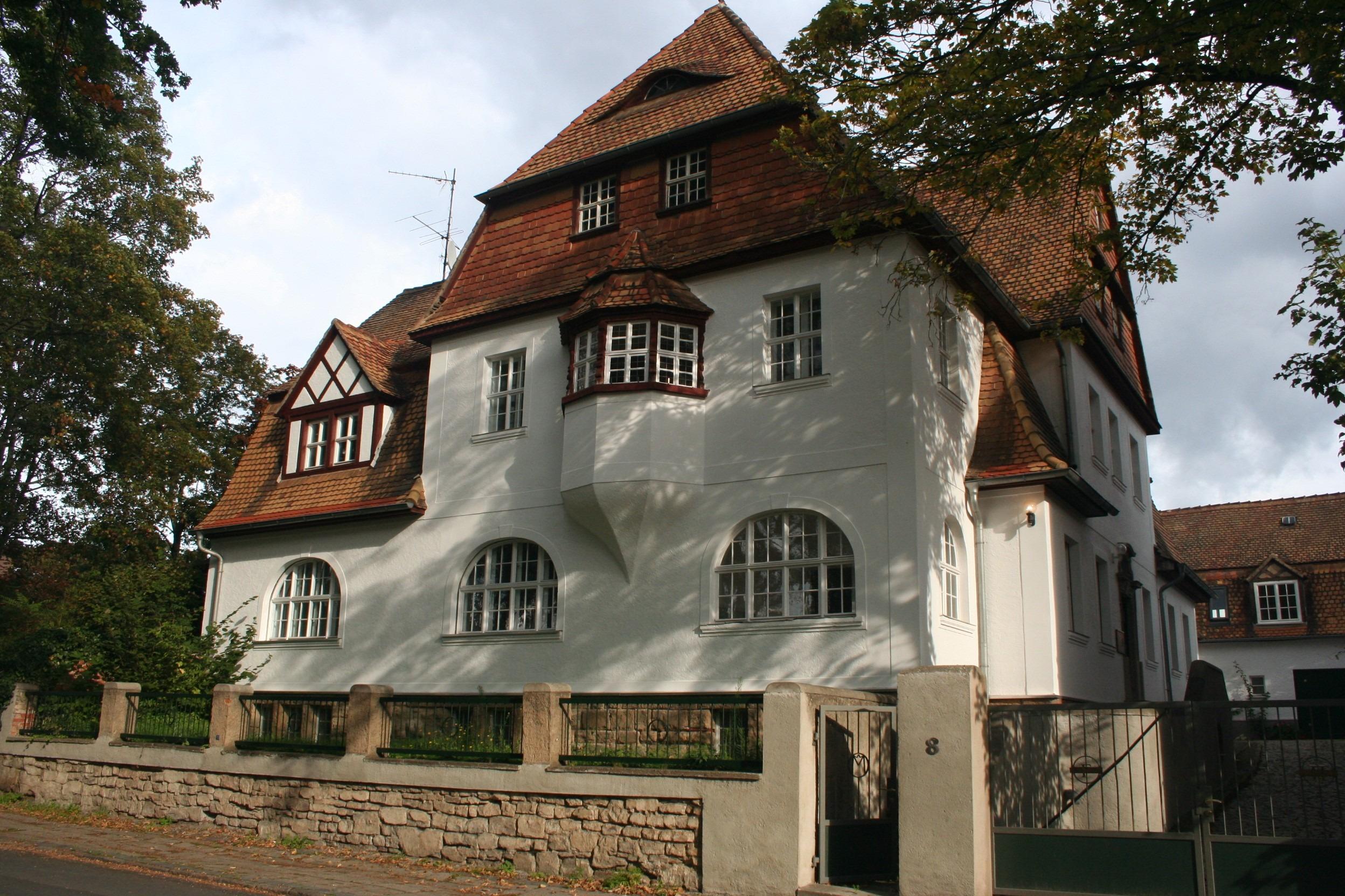 Mietwohnung Bad Lauchstädt - Straßenansicht