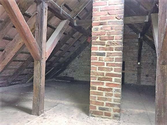 Ausbauobjekt Hohenweiden - Teil des Dachgeschosses