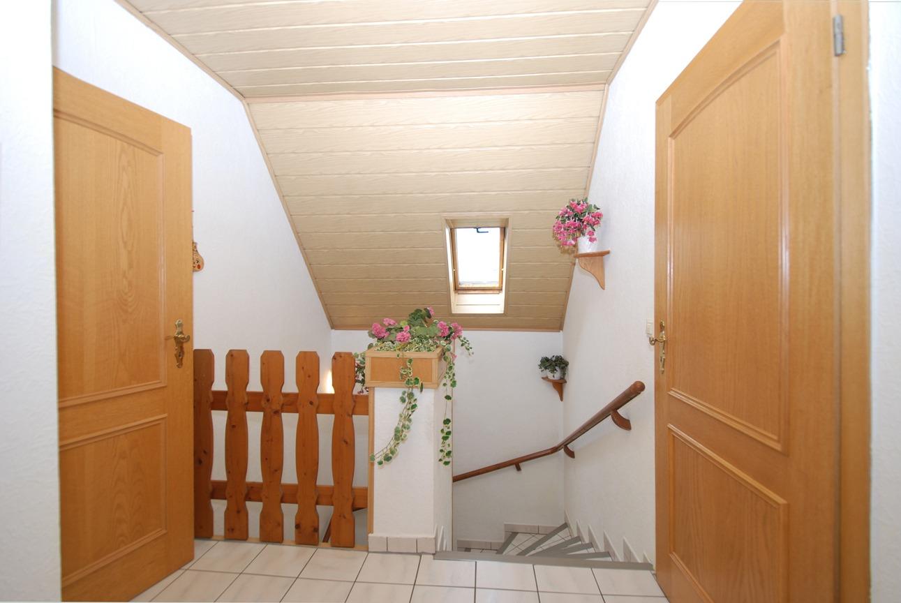 Einfamilienhaus auf dem Dautzsch - Treppenhaus im OG