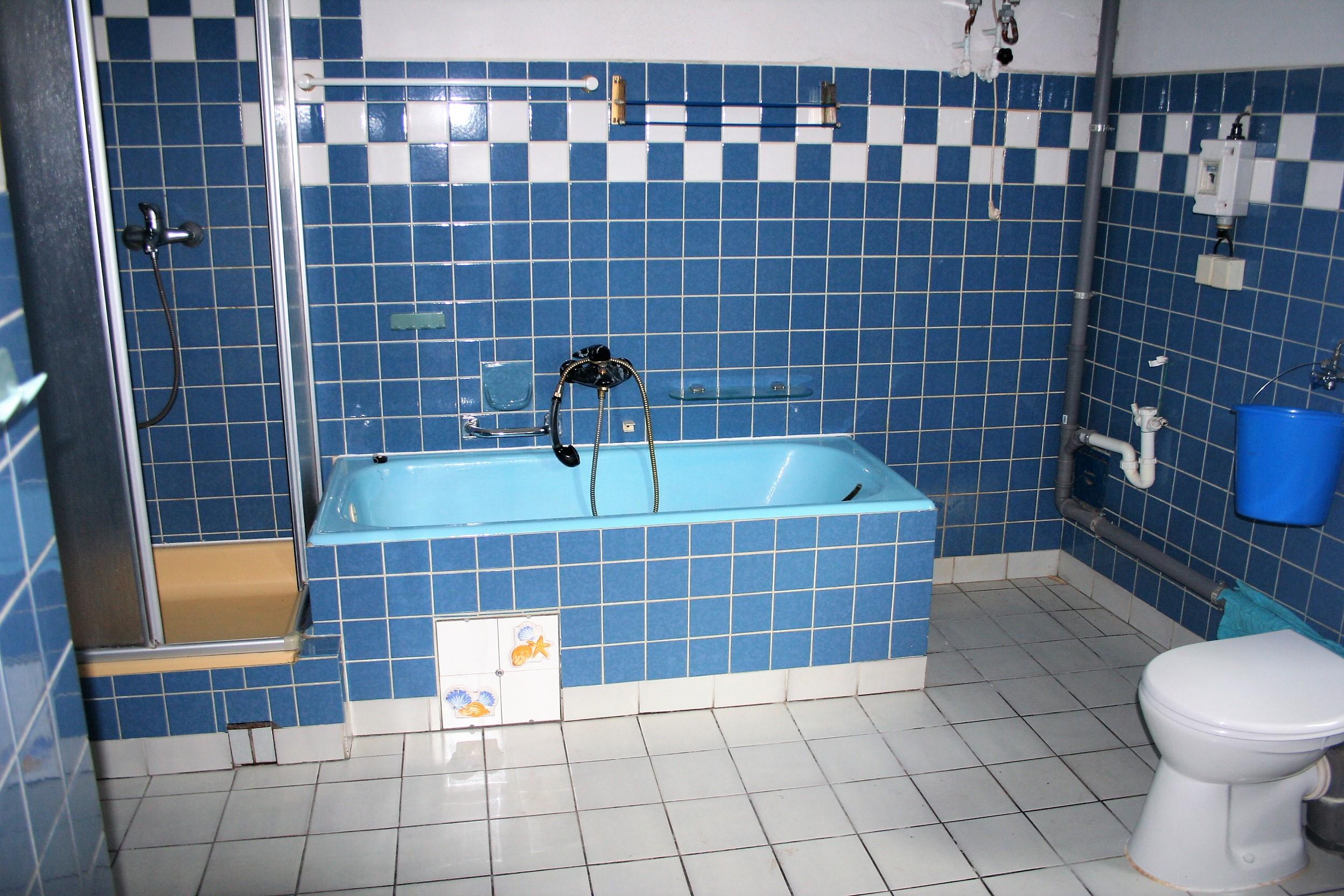 Einfamilienhaus Nietleben - Badezimmer