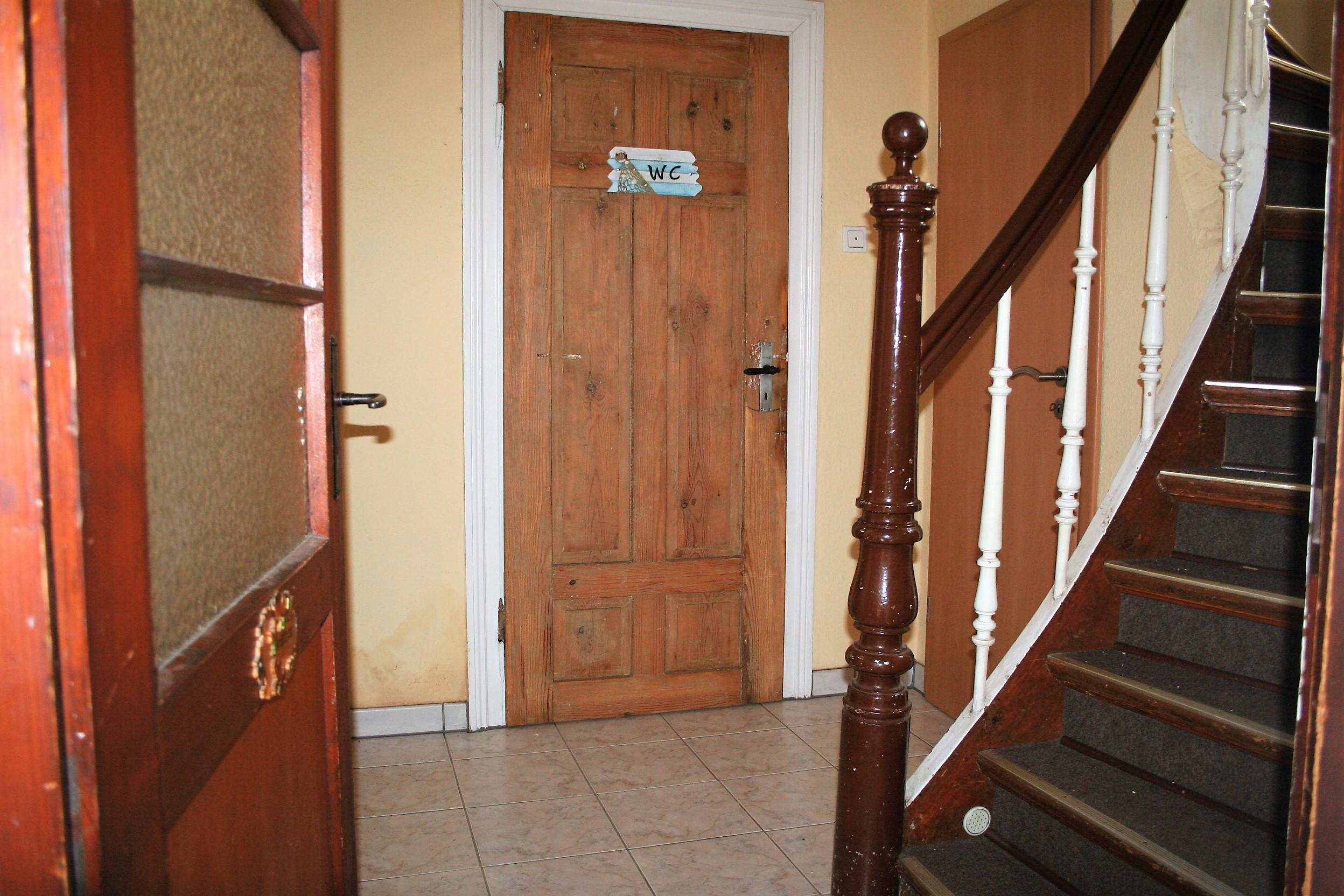 Einfamilienhaus Nietleben - Treppenhaus