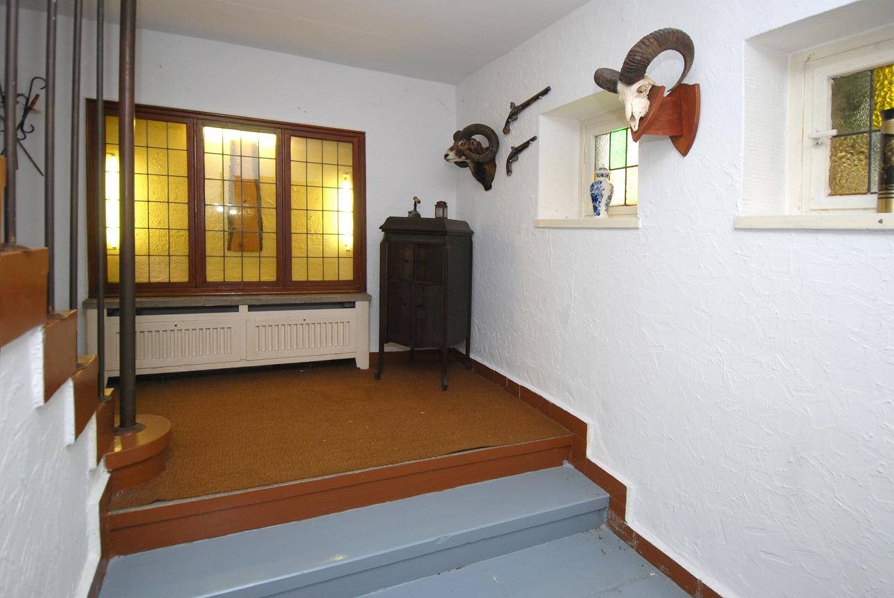 Einfamilienhaus Trotha - Eingangstreppe
