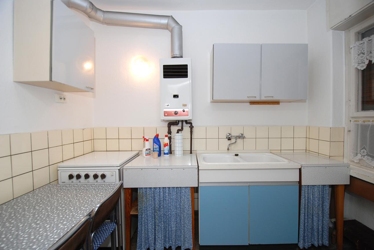 Einfamilienhaus Trotha - Küche im Obergeschoß