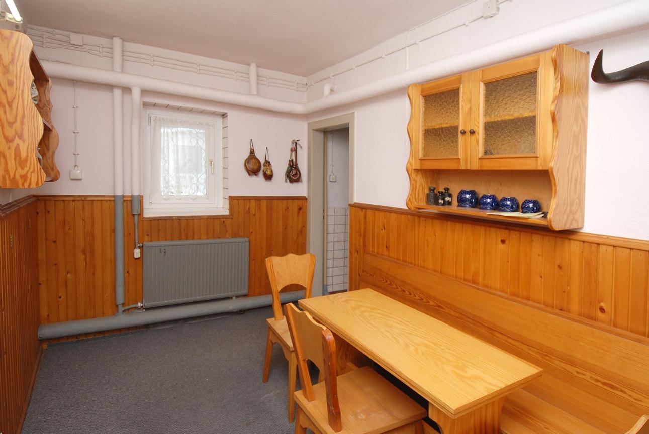 Einfamilienhaus Trotha - Raum im Erdgeschoß