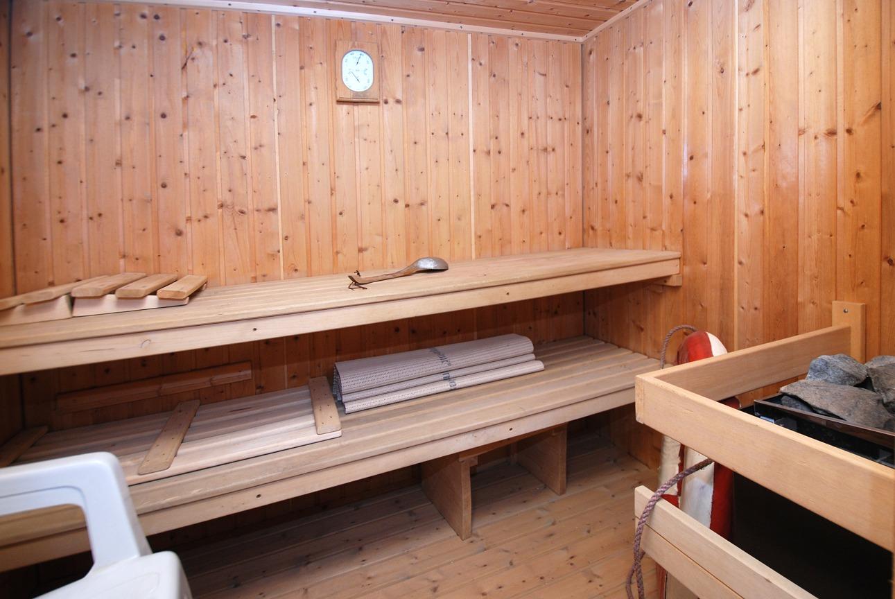 Einfamilienhaus Trotha - Sauna im Keller