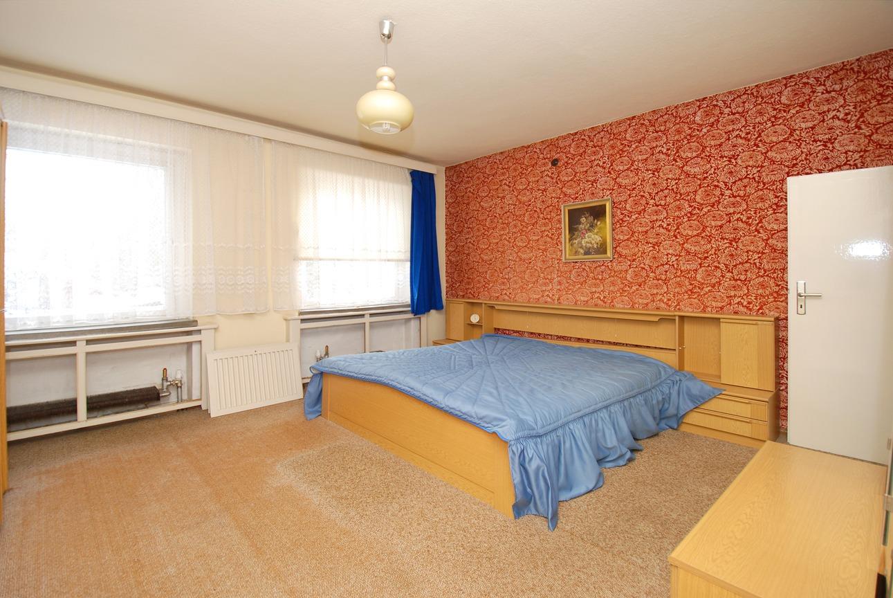 Einfamilienhaus Trotha - Schlafzimmer im Obergeschoß
