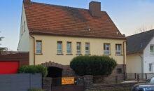 Einfamilienhaus Trotha - Straßenansicht