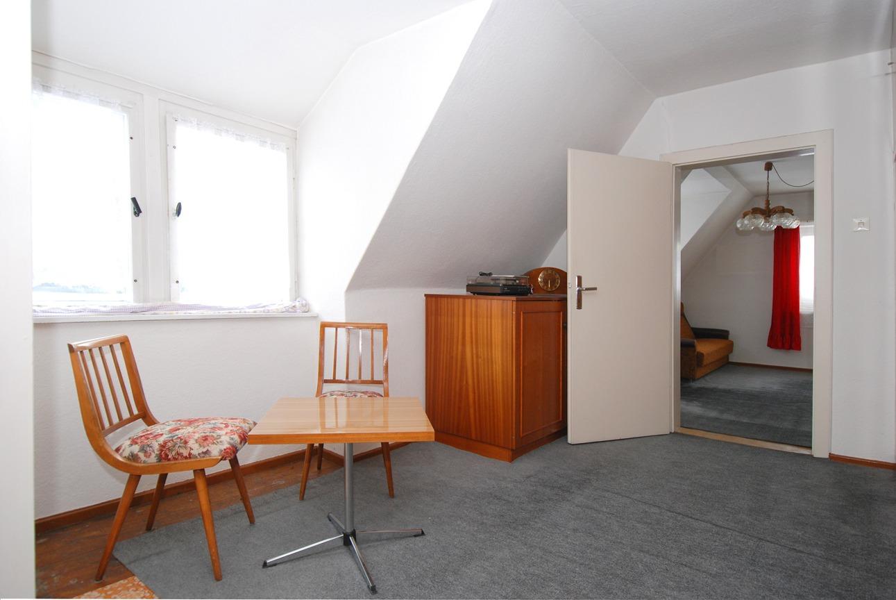 Einfamilienhaus Trotha - Zimmer im Dachgeschoß
