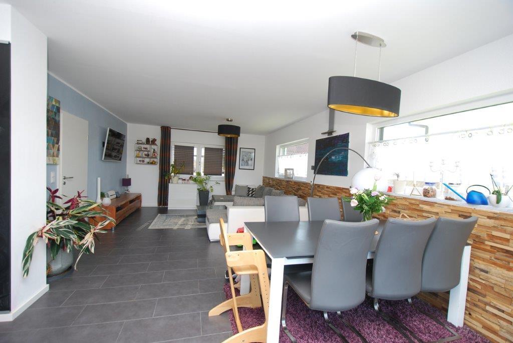 Einfamilienhaus Peterdorf - Wohnzimmer/Essbereich
