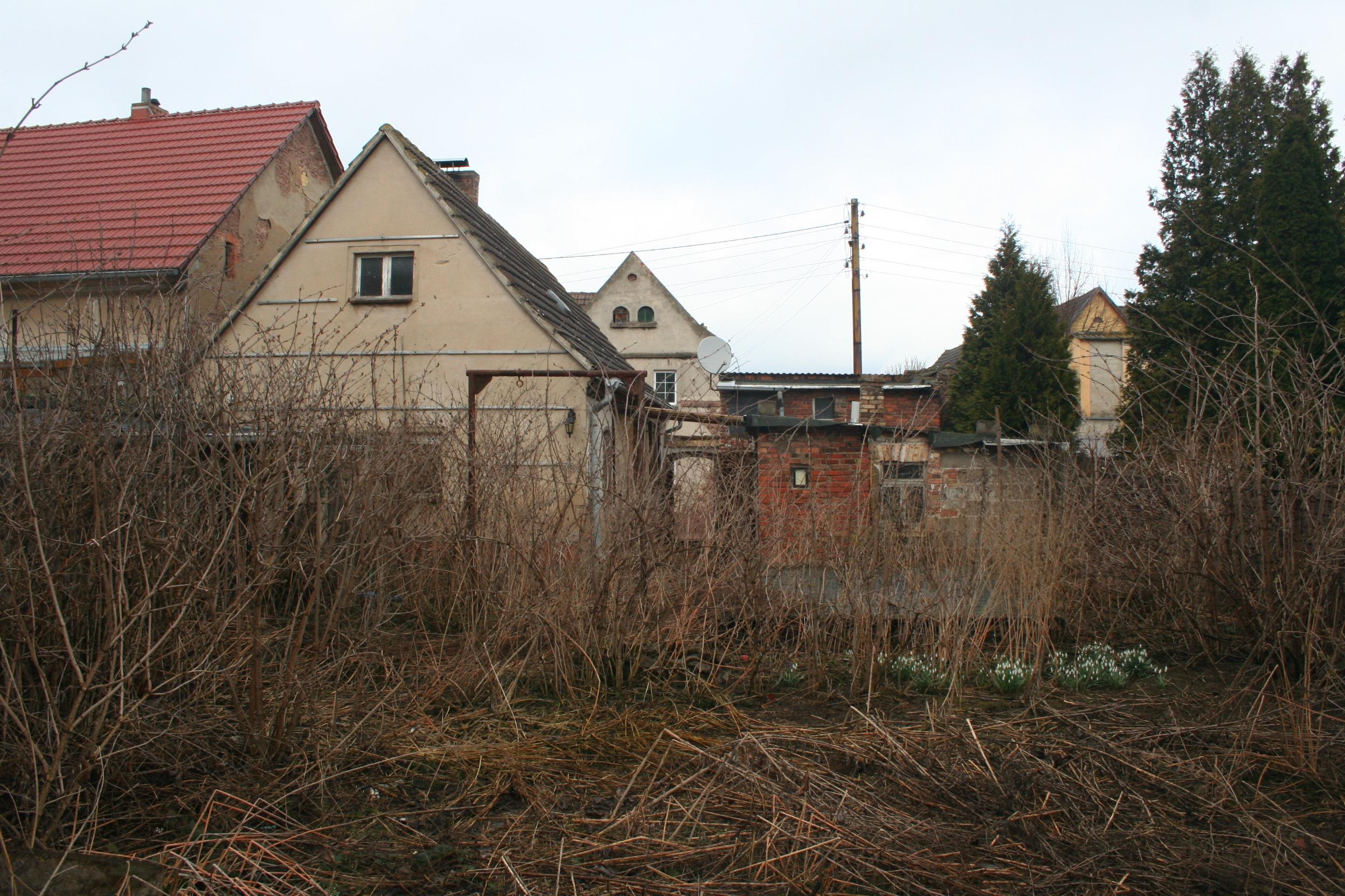 Einfamilienhaus Nauendorf - Hinteransicht