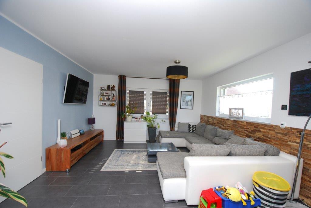Einfamilienhaus Peterdorf - Wohnzimmerdetail