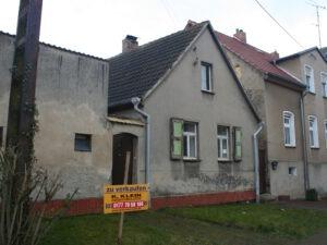 Einfamilienhaus Nauendorf - Straßenansicht
