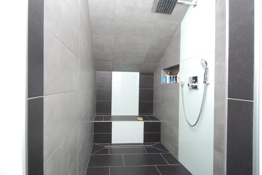 Einfamilienhaus Peterdorf - Dusche