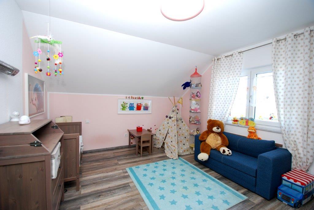 Einfamilienhaus Peterdorf - Kinderzimmer